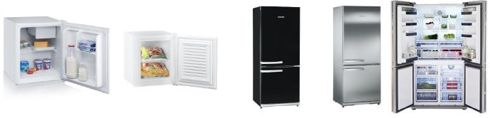 Bild zu Amazon: Viele reduzierte Kühlgeräte, Waschmaschinen und Trockner