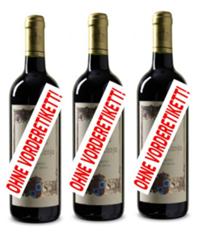 Bild zu Weinvorteil: 6 Flaschen Castillo Alonso – Merlot – VdT Castilla y León(OHNE VORDERETIKETT) für 19,95€