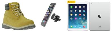 Bild zu Die Allyouneed.com Tagesangebote, z.B. [Demoware] Apple iPad Air (16GB) WiFi + 4G für 229,95€