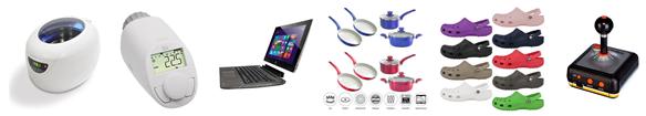 Bild zu Die eBay WOW Angebote in der Übersicht, z.B. [B-Ware] MEDION AKOYA (MD 99288) Touch-Notebook für 229,99€