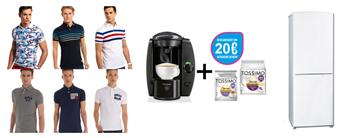 Bild zu eBay SuperWeekend Angebote, z.B. Hisense KG 160 A++ Kühl- und Gefrierkombination für 199€