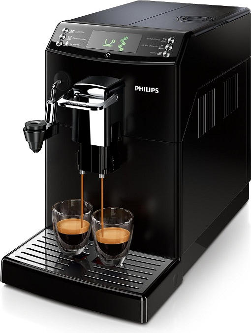 Bild zu Kaffeevollautomat Philips HD8844/01 für 299,99€ (Vergleich: 442,89€)