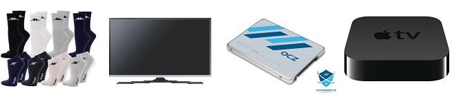 Bild zu Die eBay WOW Angebote in der Übersicht, z.B.: 32GB Speicherkarte für 7€