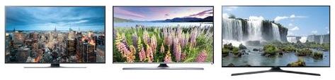 Bild zu Reduzierte Samsung Fernseher bei Amazon, z.B. 40 Zoll UHD TV Samsung UE40JU6050 für 429,99€ (Vergleich: 486,99€)