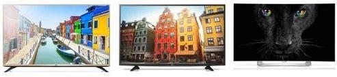 Bild zu Reduzierte LG Fernseher bei Amazon, z.B. 49 Zoll Ultra HD Fernseher LG 49UF6909 für 599€ (Vergleich: 799€)