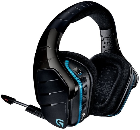 Bild zu [Top] Kabelloses 7.1 Surround Pro Gaming Headset Logitech G933 Artemis Spectrum für 139€