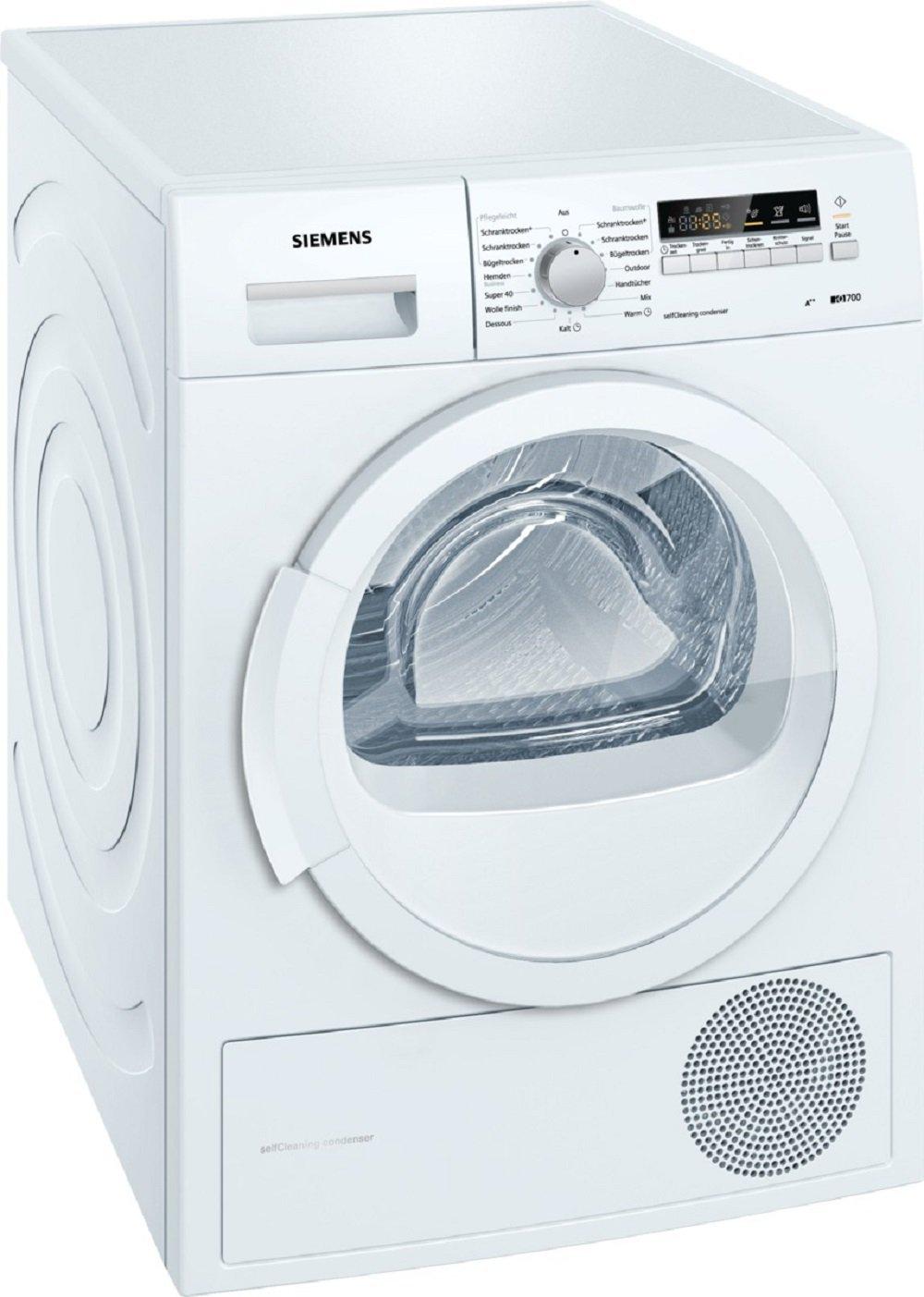 Bild zu Wärmepumpentrockner Siemens WT46W261 für 529€