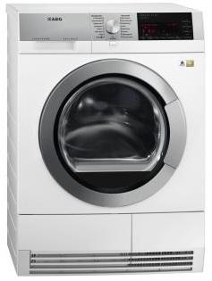 Bild zu 8 kg Wärmepumpentrockner AEG Lavatherm T97685IH für 614€ inkl. Versand