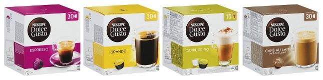 Bild zu Amazon: Verschiedene Nescafé Dolce Gusto Vorratsboxen reduziert