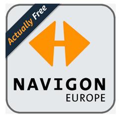 Bild zu Amazon: Android App NAVIGON Europe inkl. In App Käufe komplett kostenlos