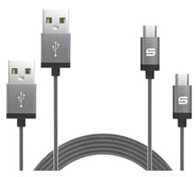 Bild zu 2x Syncwire Micro USB Kabel Nylon für 5,99€