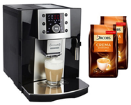 Bild zu De´Longhi Perfecta ESAM 5400 Kaffeevollautomat + 2x Jacobs Kaffeebohnen ab 384€