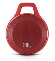 Bild zu JBL Clip Bluetooth-Lautsprecher rot für 19,95€