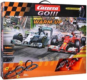 Bild zu Carrera GO!!! Warm Up (20062363) ab 39,94€