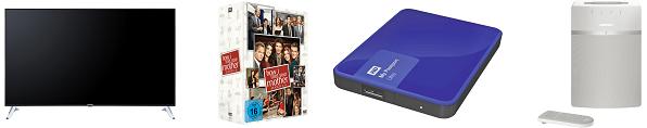 Bild zu Saturn Super Sunday Angebote, z.B. Smartphone Samsung Galaxy S6 Edge+ (64 GB) für 689€