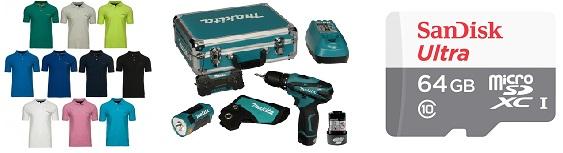 Bild zu Die eBay WOW Angebote 1-6, z.B. Makita Akku-Combo-Kit 10,8V DK1488X Li für 124,99€