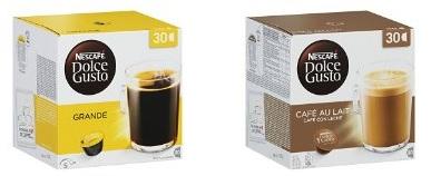 Bild zu Amazon: Zwei verschiedene Nescafé Dolce Gusto Vorratsboxen für je 18,99€