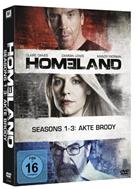 Bild zu Homeland – Staffel 1-3 (Limited Edition) – (DVD) für 25€