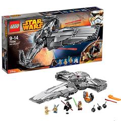 Bild zu Lego Star Wars – Sith Infiltrator (75096) für 74,98€
