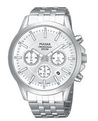 Bild zu Pulsar Herren-Armbanduhr XL Modern Chronograph Quarz Edelstahl PT3041X1 für 38,35€