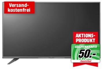 Bild zu 55 Zoll UHD 4K LED Fernseher LG 55UF6859 + 50€ Geschenkkarte für 599€