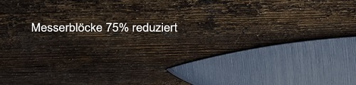 Bild zu Zengoes: 75% Rabatt auf Melange Messerblöcke