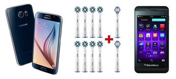 Bild zu Die Allyouneed.com Wochenendangebote, z.B. [Demoware] BlackBerry Z10 Smartphone (4G, 16 GB) für 89,95€