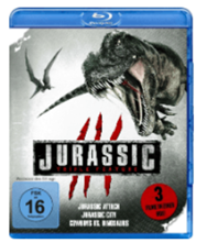 Bild zu [Preisfehler?] Jurassic Triple Feature [Blu-ray] für 1€