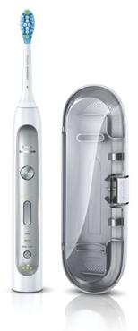 Bild zu bis 14 Uhr: Philips Sonicare HX9111/20 Schallzahnbürste FlexCare Platinum für 122,99€