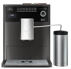 Bild zu [bis max. 20 Uhr] Melitta E970-205 Eleganter Kaffeevollautomat für 569€ (Vergleich: 806,80€)