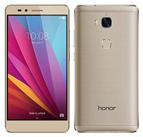 Bild zu Honor 5X Smartphone (5,5 Zoll, 16 GB, Android 5.1) für je 202,28€