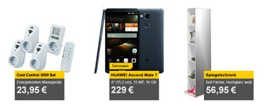 Bild zu Die Allyouneed.com Tagesangebote, z.B. [Demoware] Huawei Ascend Mate 7 Smartphone für 229€