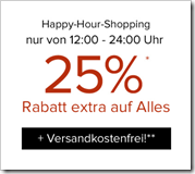 Bild zu [Gutscheinfehler?] Dress-for-Less: 52% Rabatt auf alles + versandkostenfreie Lieferung