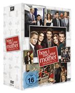 Bild zu How I Met Your Mother – Seasons 1-9 [27 DVDs] ab 70€