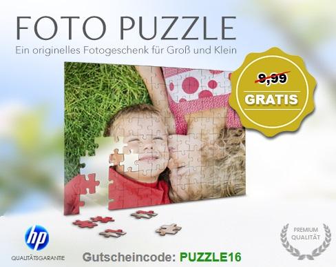 Bild zu MyPrinting: Foto Puzzle mit eurem Lieblings-Motiv für nur 4,99€