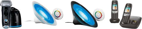 Bild zu Saturn Tagesangebote, z.B. Schnurlostelefon Gigaset C 620 A Duo für 88€