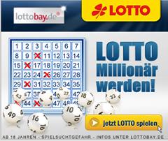 Bild zu [bis 17:55 Uhr] 28 Millionen Jackpot: 5€ Neukunden-Gutschein bei Lottobay (5€ Mindestbestellwert) – staatlich lizenziertes Lotto