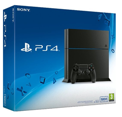 Bild zu PlayStation 4 – Konsole (500GB, schwarz) [CUH-1216A] für 299,97€