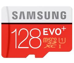 Bild zu Samsung EVO Plus microSDXC 128GB (MB-MC128DA) für 44,90€