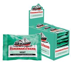 Bild zu verschiedene Fisherman's Friend Displays (24 x 25g) für 15,99€
