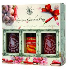Bild zu [Plus Produkt] Flying Goose Sriracha Chillisaucen in Geschenkbox, 1er Pack (1 x 1.205 l) für 4,64€