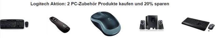 Bild zu Amazon: 2 PC Zubehör Produkte kaufen und 20% Rabatt erhalten