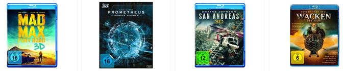 Bild zu Amazon:  Drei 3D Blu-rays für 30€ inklusive Versand