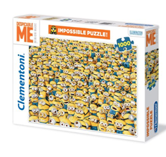 Bild zu [Prime] Puzzle Minions Impossible, 1000 Teile für 8,85€