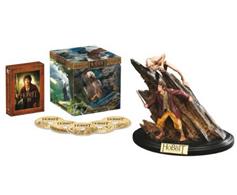 Bild zu Der Hobbit: Eine unerwartete Reise – Extended Edition 3D/2D Sammleredition (5 Discs, inkl. WETA-Statue) [3D Blu-ray] für 24,99€