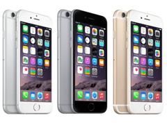 Bild zu Apple iPhone 6 – 64GB in versch. Farben für je 589,90€