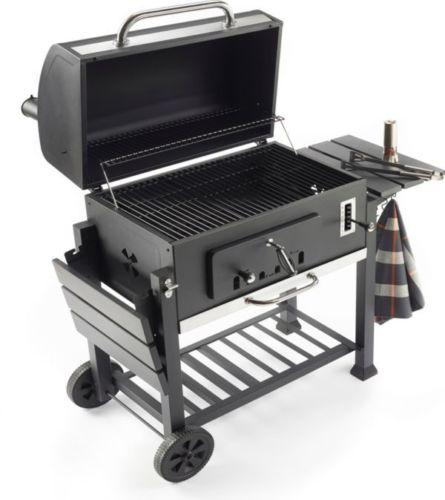 Bild zu Holzkohle-Grillwagen El Fuego Ontario XXL für 159,95€