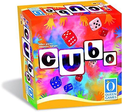 Bild zu [Amazon Plus Produkt] Würfelspiel Cubo (Queen Games 10120) für 4,52€