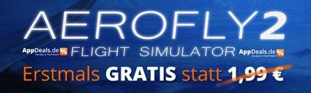 Bild zu iOS: aerofly 2 – Flight Simulator App komplett kostenlos