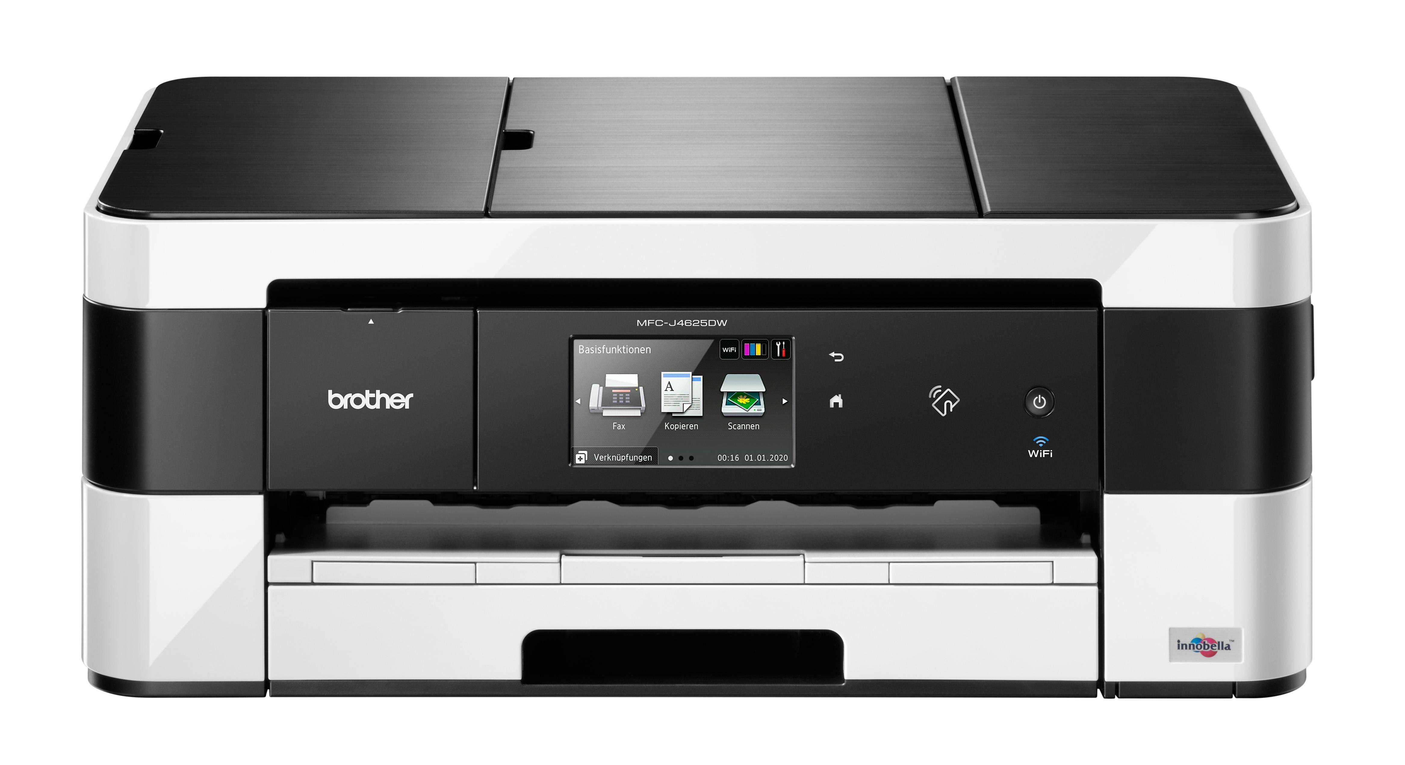 Brother-MFC-J4625DW-A3-Tintenstrahldrucker-Scanner